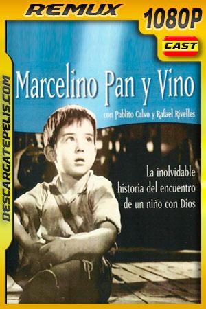 Marcelino pan y vino (1955) 1080p Remux