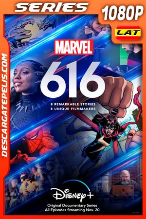 Marvel's 616 (2020) 1080p WEB-DL Latino