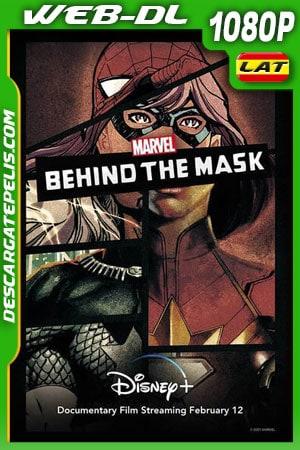 Marvel: Detrás de la Máscara (2021) 1080p WEB-DL Latino