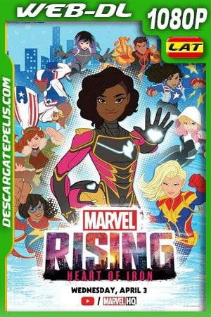Marvel Rising: Heart of Iron (2019) 1080p WEB-DL Latino