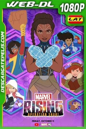 Marvel Rising: Operation Shuri (2019) 1080p WEB-DL Latino