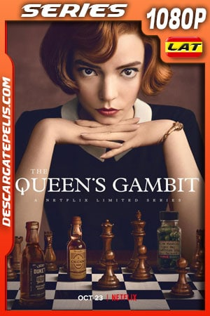 Gambito de dama (2020) Temporada 1 1080p WEB-DL Latino