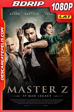 Master Z: El legado de Ip Man (2018) 1080p BDrip Latino