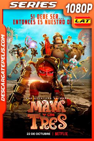 Maya y los tres (2021) Temporada 1 1080p WEB-DL Latino