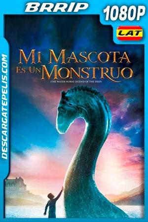 Mi mascota es un mostruo (2007) 1080p BRRip Latino