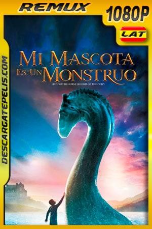 Mi mascota es un mostruo (2007) 1080p Remux Latino