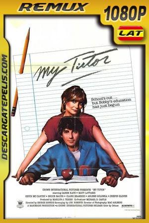 Mi tutora (1983) 1080p BDRemux Latino – Ingles
