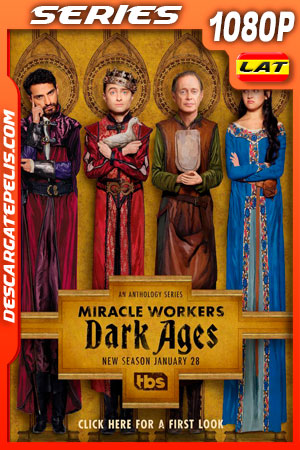 Miracle Workers : Dark Ages (2020) Temporada 2 1080p WEB-DL Latino