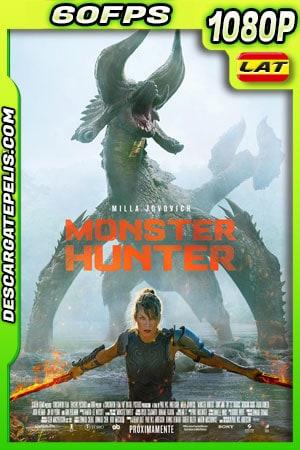 Monster Hunter: La cacería comienza (2020) 1080p 60FPS BDrip Latino