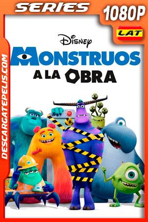 Monstruos a la Obra Temporada 1 (2021) 1080p WEB-DL Latino