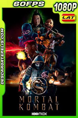 Mortal Kombat (2021) 1080p 60FPS WEB-DL Latino