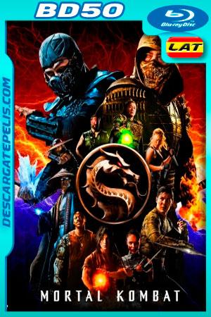 Mortal Kombat (2021) 1080p BD50 Latino