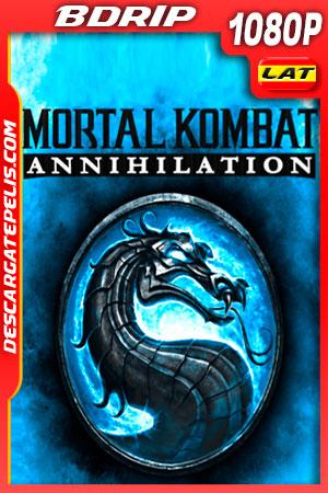 Mortal Kombat: Aniquilación (1997) 1080p BDRip Latino