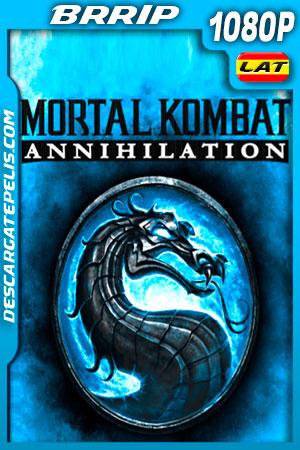 Mortal Kombat: Aniquilación (1997) 1080p BRRip Latino