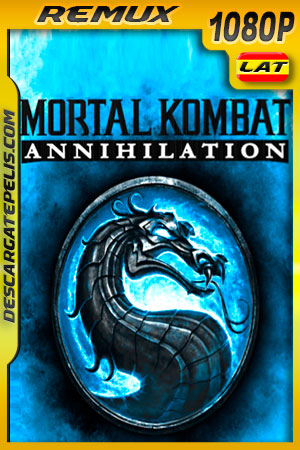 Mortal Kombat: Aniquilación (1997) 1080p Remux Latino