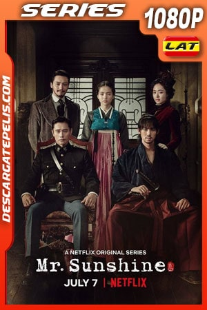 Mr Sunshine (2018) Temporada 1 1080p WEB-DL Latino – Coreano