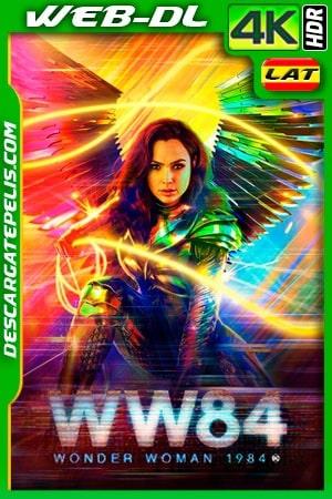 Mujer Maravilla 1984 (2020) IMAX 4k WEB-DL HDR Latino