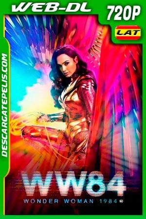 Mujer Maravilla 1984 (2020) IMAX 720p WEB-DL AMZN Latino