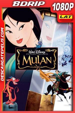 Mulan (1998) 1080p BDrip Latino – Ingles