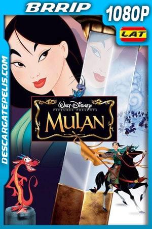 Mulan (1998) 1080P BRrip Latino – Ingles