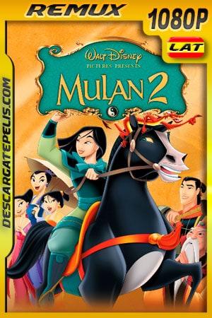 Mulán 2 (2004) 1080p BDRemux Latino – Ingles