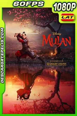 Mulán (2020) 1080p 60FPS BDrip Latino