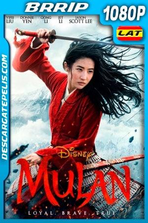 Mulán (2020) 1080p BRRip Latino