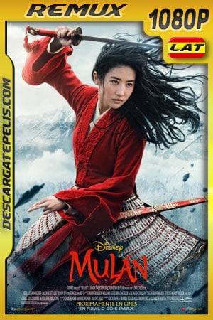 Mulán (2020) 1080p Remux Latino
