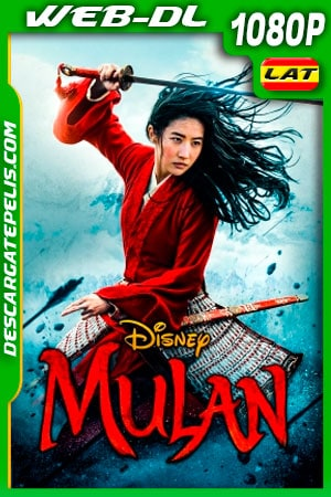 Mulán (2020) 1080p WEB-DL Latino – Ingles