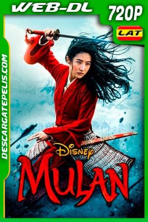 Mulán (2020) HD 720p WEB-DL Latino - Ingles