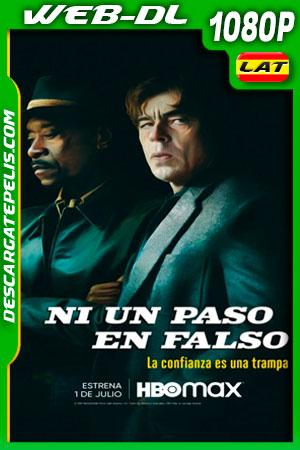 Ni un paso en falso (2021) 1080p WEB-DL Latino