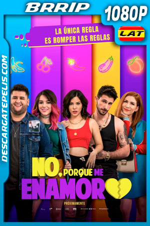 No porque me enamoro (2020) 1080p BRrip Latino