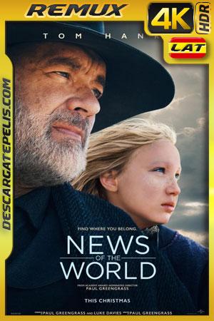 Noticias del gran mundo (2020) 4k Remux HDR Latino