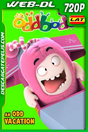 Oddbods: An Odd Vacation (2020) 720p WEB-DL