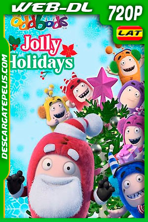 Oddbods Christmas – Jolly Holidays (2020) 720p WEB-DL