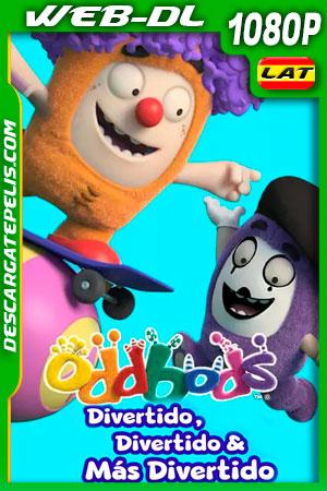 Oddbods - Divertido Divertido & Más Divertido (2020) 1080p WEB-DL