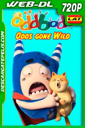 Oddbods: Odds Gone Wild (2020) 720p WEB-DL