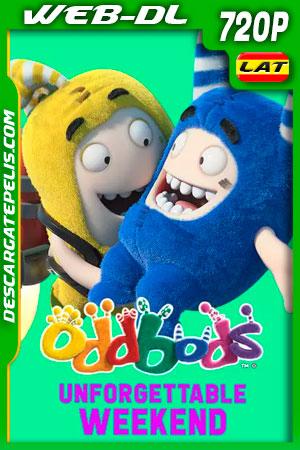 Oddbods: Unforgettable Weekend (2020) 720p WEB-DL