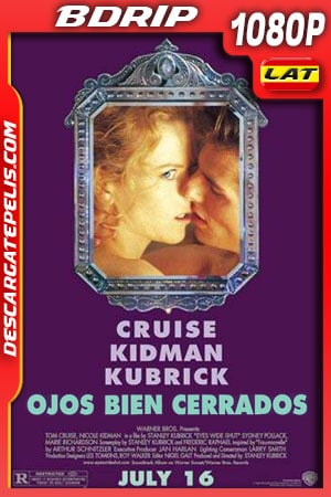 Ojos bien cerrados (1999) 1080p BDrip Latino – Inglés