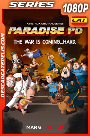 Paradise PD (2020) Temporada 21080p WEB-DL Latino