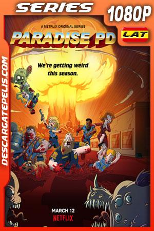 Paradise PD (2021) Temporada 31080p WEB-DL Latino