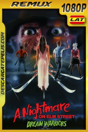 Pesadilla en la calle del infierno 3 – Los guerreros del sueño (1987) 1080p Remux Latino