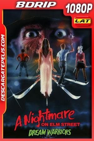 Pesadilla en la calle del infierno 3 – Los guerreros del sueño (1987) 1080p BDrip Latino
