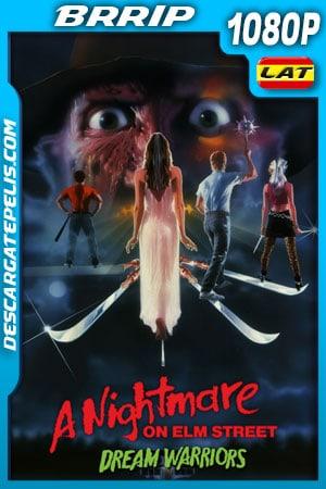 Pesadilla en la calle del infierno 3 – Los guerreros del sueño (1987) 1080p BRrip Latino