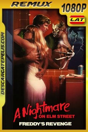 Pesadilla en la calle del infierno 2 – La venganza de Freddy (1985) 1080p Remux Latino