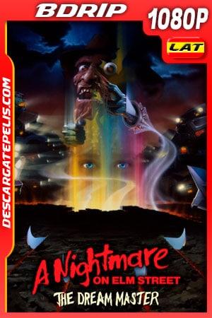 Pesadilla en la calle del infierno 4 – El amo de los sueños (1988) 1080p BDRip Latino