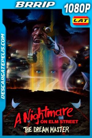 Pesadilla en la calle del infierno 4 – El amo de los sueños (1988) 1080p BRRip Latino