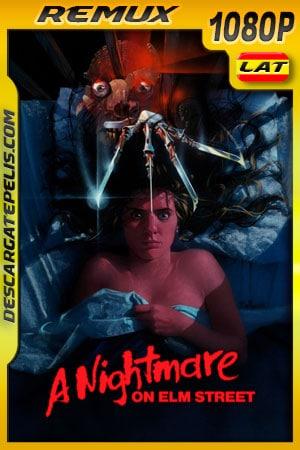 Pesadilla en la calle Elm (1984) 1080p Remux Latino