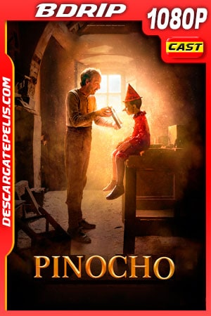 Pinocho (2019) 1080p BDRip Castellano