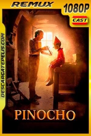 Pinocho (2019) 1080p Remux